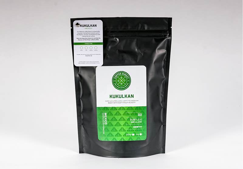 MEXICO - MWP DECAF